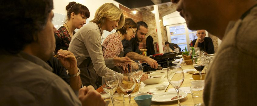 Become a master chef in Malaga