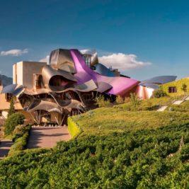På rundtur i norra Spanien