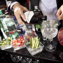 Gin workshop i Madrid