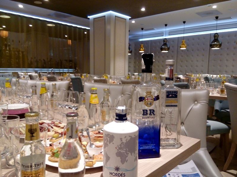 Gin Workshop in Madrid
